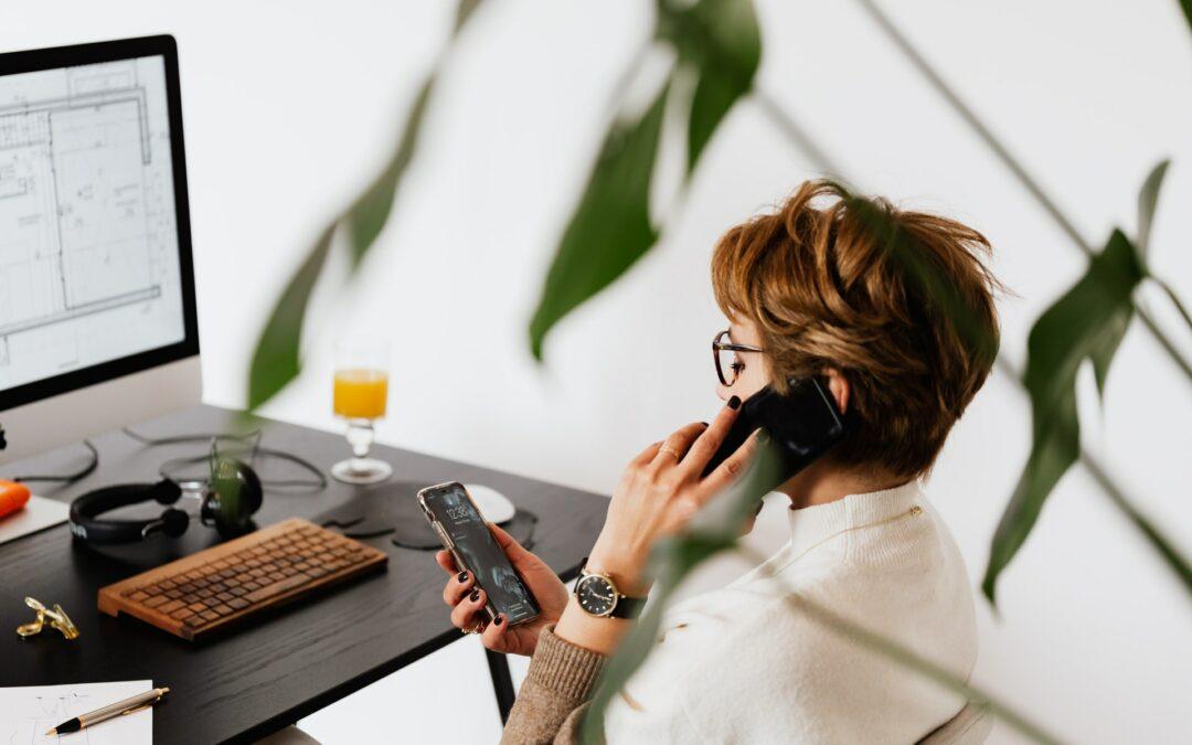 Stress in de zorg door multitasken